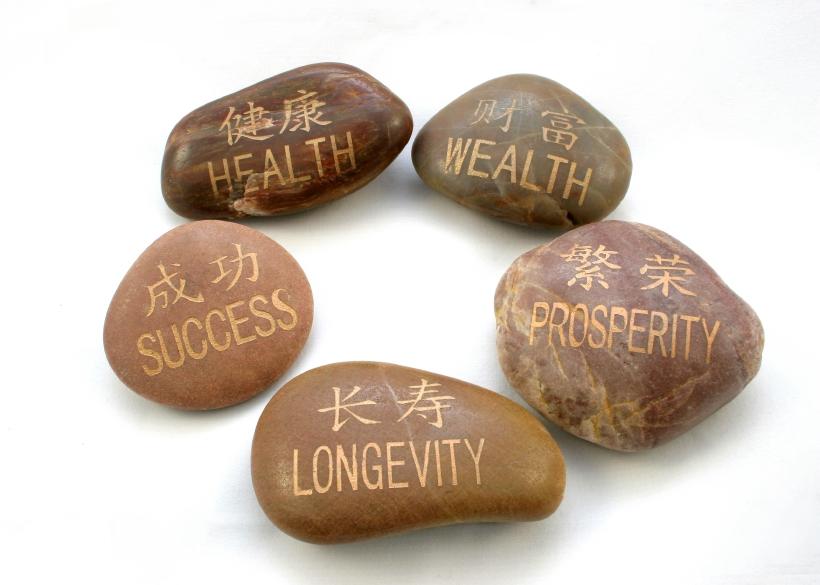 Sức khỏe và sự thịnh vượng