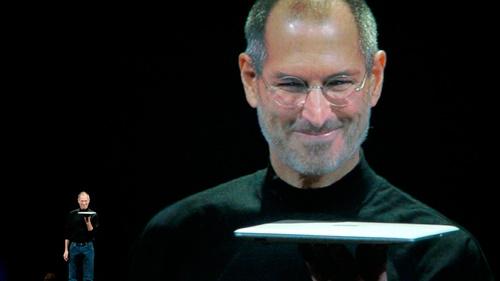 Lãnh đạo huyền thoại của Apple - Steve Jobs