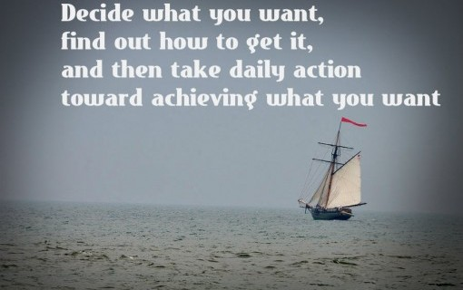 bí quyết thành công - giành lấy điều bạn muốn