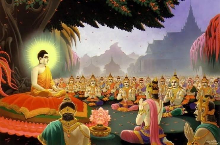 Đức Phật và các đệ tử