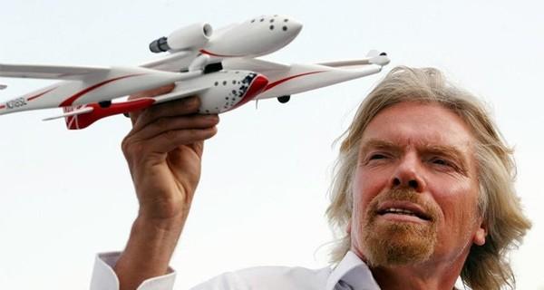 Chinh phục mục tiêu theo Richard Branson