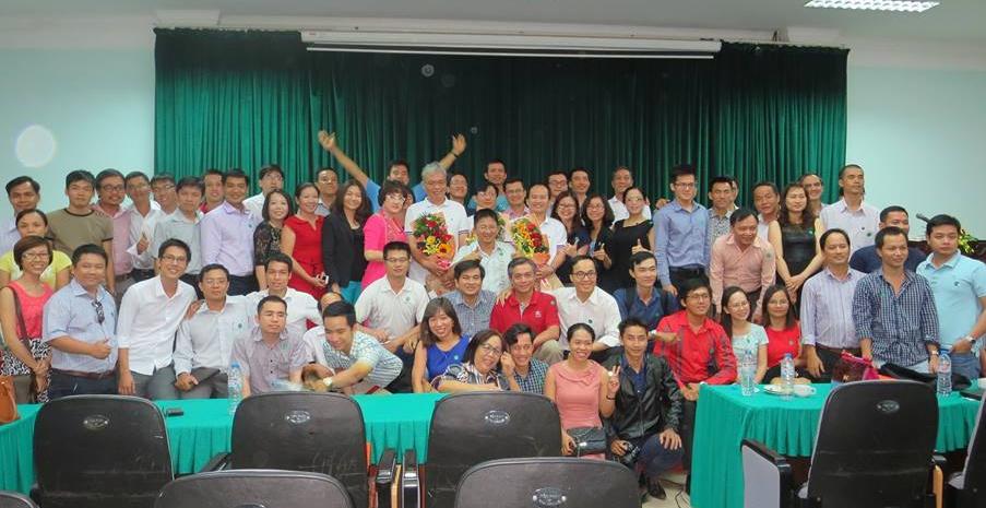 Lê Thanh Trông - Nhóm Phát Triển Doanh Nghiệp Việt
