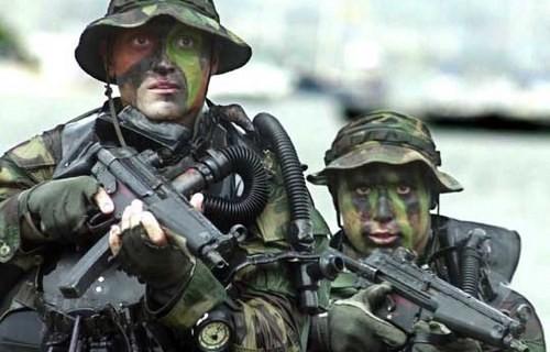 Lính đặc nhiệm SEAL của Mỹ