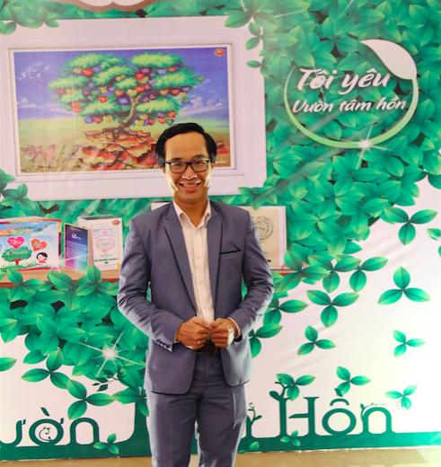 Lê Thanh Trông với nghề giáo dục