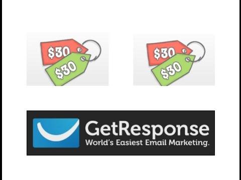 Miễn phí 3 tháng gói Full Email Marketing GetResponse