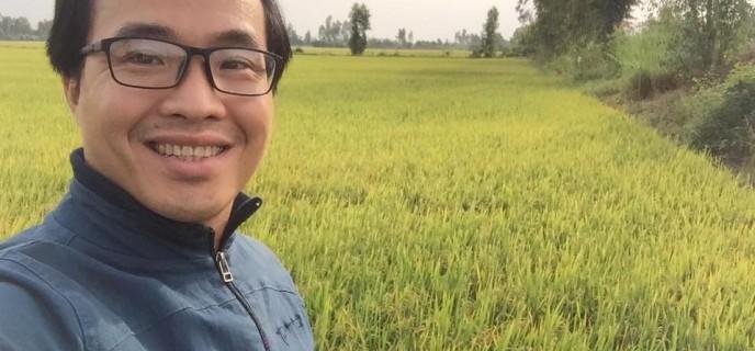 Lê Thanh Trông - Hai Lúa miền Tây - Người làm vườn tận tâm