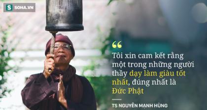 TS Nguyễn Mạnh Hùng - Ai bảo Đức Phật không dạy làm giàu?