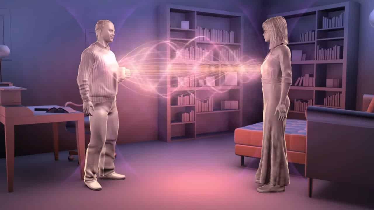 """Con người có thể được kết nối với nhau """"từ trái tim đến trái tim"""""""