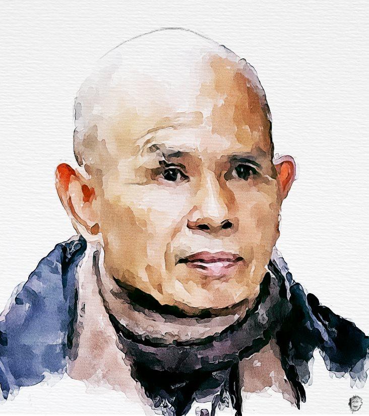 Sư Ông Làng Mai - Thiền sư Thích Nhất Hạnh